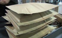 BDL Supply uses cohesive cold sealing to protect products during shipments.