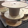 BDL Supply - custom industrial spools used for winding wire, rope, pipe and more.