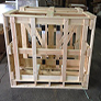 BDL Supply - custom crates used to transport windshields for automotive industry